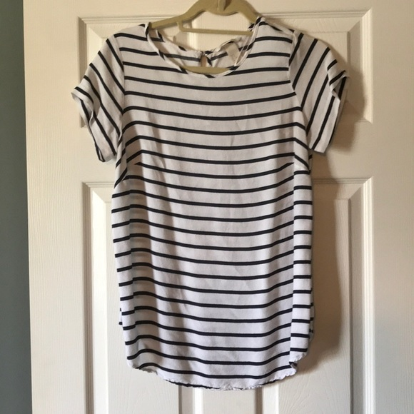 H M Tops Maternity Business Casual Top Poshmark